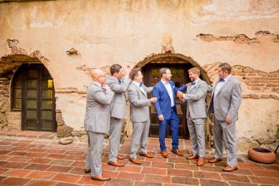 Pasadena Estate Wedding Photography 166