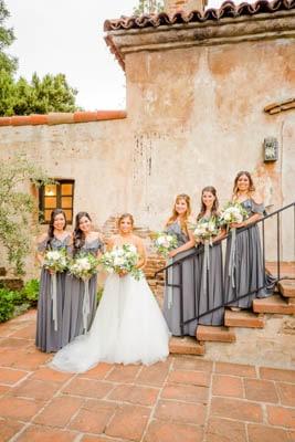 Pasadena Estate Wedding Photography 89