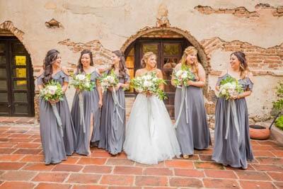 Pasadena Estate Wedding Photography 95