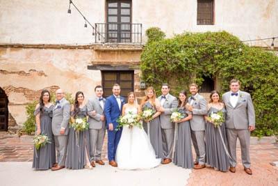 Pasadena Estate Wedding Photography 108