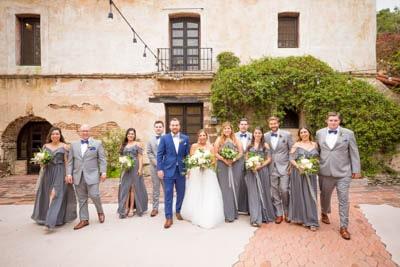 Pasadena Estate Wedding Photography 110