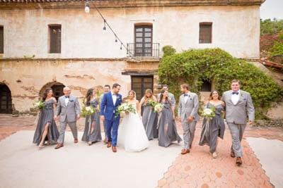 Pasadena Estate Wedding Photography 111