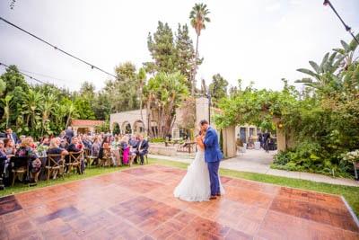 Pasadena Estate Wedding Photography 142