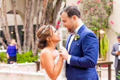 Pasadena Estate Wedding Photography 143