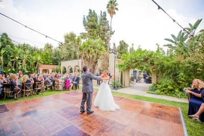 Pasadena Estate Wedding Photography 145