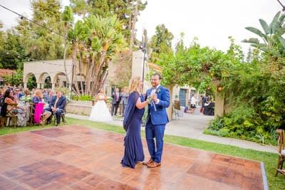 Pasadena Estate Wedding Photography 148