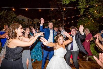 Pasadena Estate Wedding Photography 159