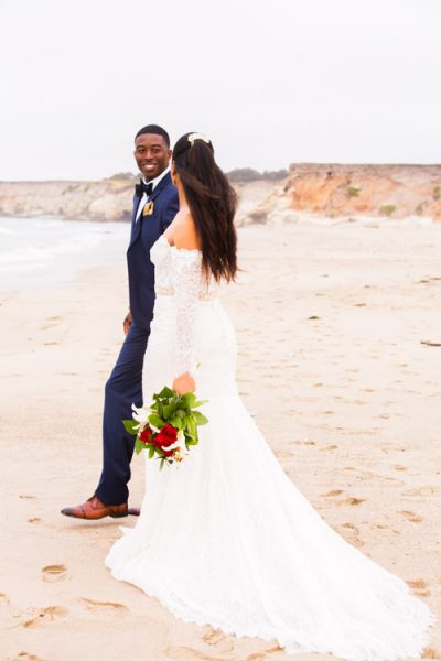 Dreamy Beach Bridals Photography 22